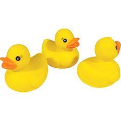 Brinquedinhos para Banho 3 Patinhos - Algazarra