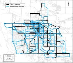 Bike lanes don't cut it, according to a Fort Collins commuting study.