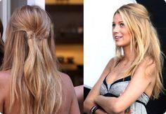 Les plus jolies coiffures de Blake Lively - Le Blog Beauté Femme - Beauté Femme