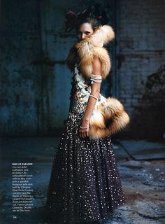 Kate Moss by Annie Leibovitz (1999)