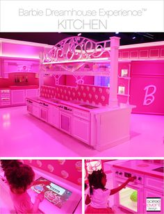 | The Barbie Dreamhouse Experience™ Tour | http://soiree-eventdesign.com