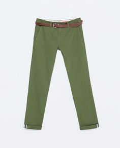 0bc8a109 Green Chinos available in different colors. Size 29,30,31,32,