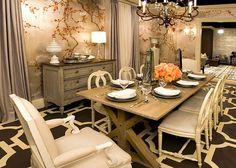 Fair diy formal dining table