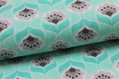 Mint Condition Blumen Baumwolle