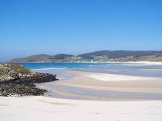 Playa de Lires. Cee. A Coruña