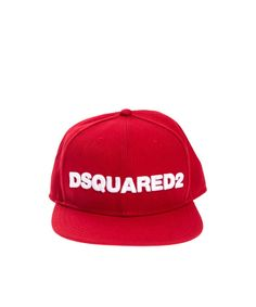 DSQUARED2 Dsquared2 Men'S  Red Acrylic Hat'. #dsquared2 #hats
