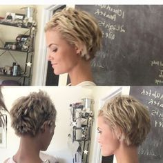 2468 best images about Hair on Pinterest | Chelsea kane, Short blonde and Julianne hough