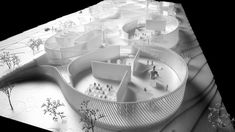 have been announced winner of the international competition for the new cité du corps humain (museum of the human body) in montpellier, france. Museum Architecture, Architecture Images, Maquette Architecture, Montpellier, Design Museum, Body Museum, Big Architects, Planer Layout, Win Competitions