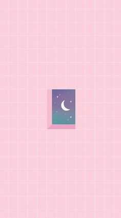 Moon in the window pink wallpaper pink pink background Moon wallpaper - Normal Wallpaper, Kawaii Wallpaper, Screen Wallpaper, Grid Wallpaper, Pink Moon Wallpaper, Disney Wallpaper, Aesthetic Pastel Wallpaper, Aesthetic Backgrounds, Aesthetic Wallpapers