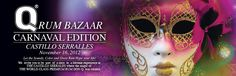 Q Rum Bazaar: Carnaval Edition 2012.