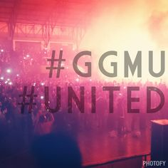 #GGMU  #UNITED