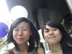 My Bestest & Awesomest SISTER (Hehe we look alike here!)