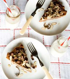 Guilt-Free Chocolate Banana Pie