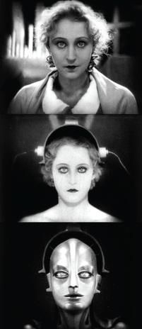 Metropolis (1927) German expressionist science-fiction film directed by Fritz Lang