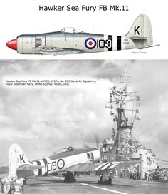 Hawker Sea Fury FB Mk.II
