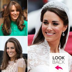 Kate Middleton's Best Blowouts