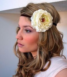 acessorios para cabelo flores - Pesquisa Google