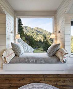 Mountain Lodge on Mount Tamalpais by Michael Rex Architects