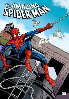 Spider-man by Tinartti
