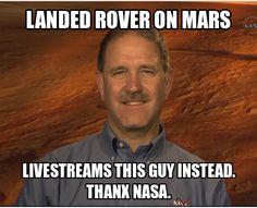 NASA Guy