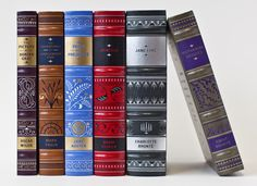 Beautiful classic book cover series by Jessica Hische for Barnes and Noble. Each book is individual, but all books clearly go together. The typography is exceptional, as you would expect from Jessica, and appropriate. Emily Bronte, Charlotte Bronte, Jessica Hische, Dorian Gray, Jane Eyre, Dracula, Book Cover Design, Book Design, Yellena James
