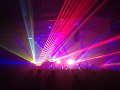 Bionic Stage x PremoUK 予感 - Laserbeams