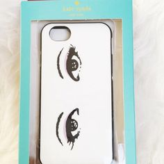 Kate Spade IPhone BRAND NEW Kate spade wink case for iPhone 6/6s. Case only will be wrapped nicely, no box. Eyes are stable does not move kate spade Accessories Phone Cases