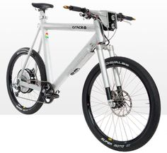 Coolest Electric Bike - Grace E-bike