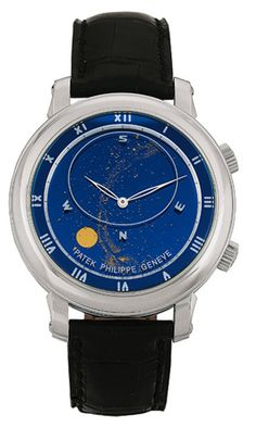 Patek Philippe Celestial Mens Watch 5102G.