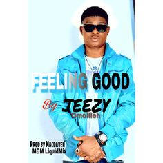 This is another great Nigerian Artist who's biological name is Collins iluobe and his an Afro pop musician well known as (#Jeezy_omoilleh)