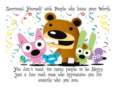 Hoops And Yoyo Heartfelt Quotes Yo Funny Bunnies