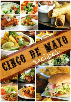 Feature Friday: Top 20 Recipes for Cinco de Mayo