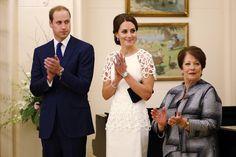 Prince William Duke of Cambridge Catherine Duchess of Cambridge and... News Photo 486403011