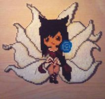 Ahri (from League of Legends) by Chaaarlie97