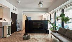 台北 13 坪 2 隻貓與公仔的男人窩公寓 - DECOmyplace 新聞