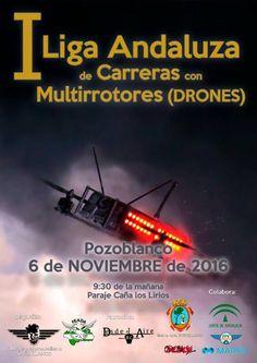 I liga andaluza de carreras con drones, Pozoblanco