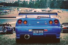 Rare Official NISSAN SKYLINE GTR 50th Anniversary Limited Edition Poster