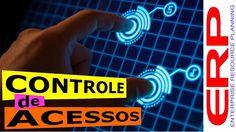 Software controle de acessos para funcionarios
