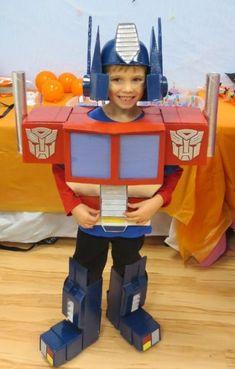 Optimus Prime Costumes (for Men,