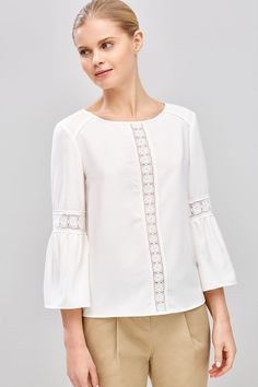 Adelia Blouse Anthrofave