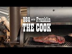 Here's Aaron Franklin's BBQ brisket recipe to add to your arsenal. Full recipe and three part video series on how to make your BBQ brisket backyard legend. Grilled Brisket, Smoked Beef Brisket, Brisket Tacos, Brisket Rub, Brisket Sandwich, Smoked Ribs, Franklin Bbq Brisket, Texas Brisket, Smoking Recipes