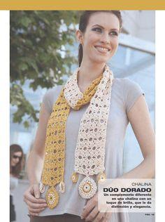Delicadezas en crochet Gabriela: Accesorios en crochet paso a paso