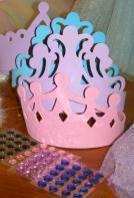 Tutu and Tiara Tea Party Package  #princess #craft
