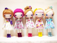 doll by redsewing, handmade doll