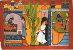Major International Loan Exhibition Featuring Greatest Artists in History of Indian Painting Goes on View at Metropolitan Museum - Alain. Exhibition, Indian Paintings, Central Asia, Indian Art, Metropolitan Museum, Art And Architecture, Great Artists, All Art
