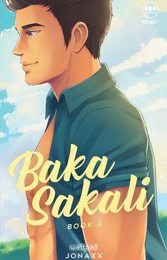 Baka Sakali 3 (Published under Pop Fiction) by jonaxx Wattpad Book Covers, Wattpad Books, Wattpad Stories, Pop Fiction Books, Book 1, Bad Boys, Aesthetic Wallpapers, Books To Read, Reading