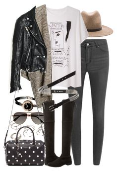 """""""Untitled #7685"""" by nikka-phillips ❤ liked on Polyvore featuring Cheap Monday, rag & bone, Bulgari, Forever 21, Tom Ford, R13, Burberry, Yves Saint Laurent, Stuart Weitzman and McQ by Alexander McQueen"""