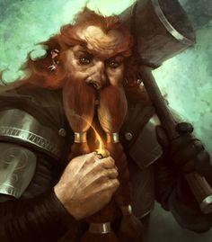 #wowtcg #warcraft #dwarf #nain #paladin