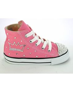 Image detail for -StarSparkles by Pauline Clifford Star Sparkles Kids Converse Crown and ...