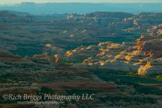 The upper Salt Creek Canyon in Canyonlands National Park where the Kirk cabin is located (see image of cabin in this gallery). This is a rugged canyon ... - Rich Briggs - Google+